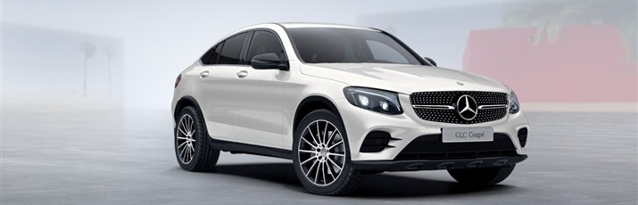GLC 250 4MATIC coupe