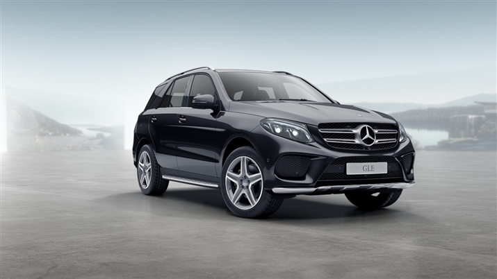 GLE 400 4MATIC Coupe