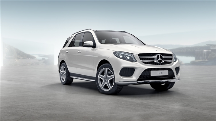 Mercedes-AMG GLE 43 4MATIC