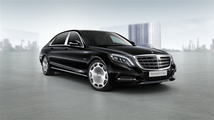 Mercedes-Maybach S 500 4MATIC